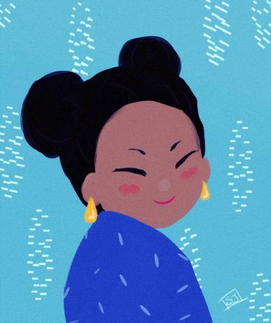 Chinese girl9