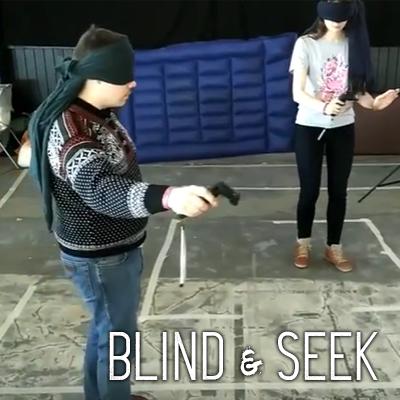 blind and seek